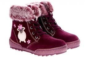 ботинки девочек