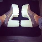 Тракторная подошва — модный тренд обуви
