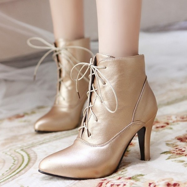 Women-fashion-sexy-high-heeled-ankle-font-b-boots-b-font-black-gold-font-b-silver