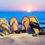 Идеальная обувь для купания и отдыха