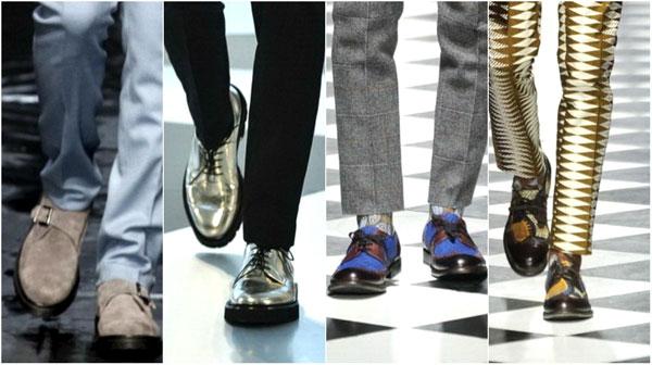 обувь мужская мода