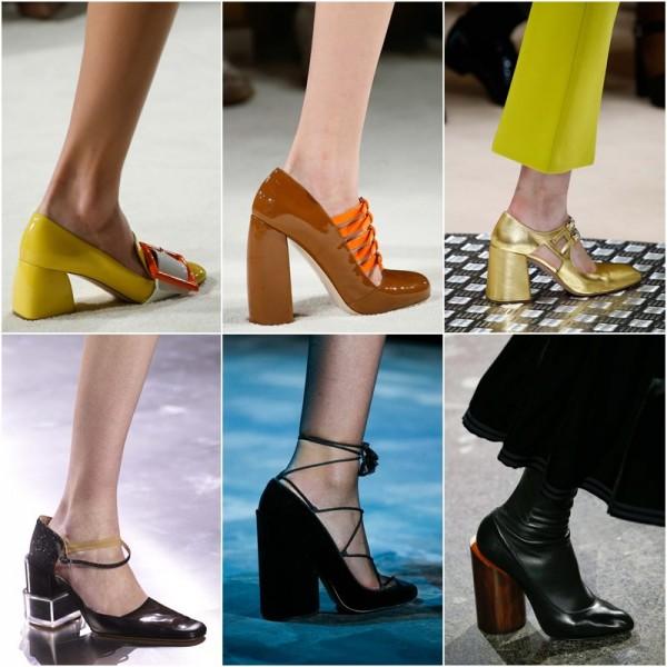 f8fd7acab Модные обувные тренды осень-зима 2015-2016 | Модная обувь