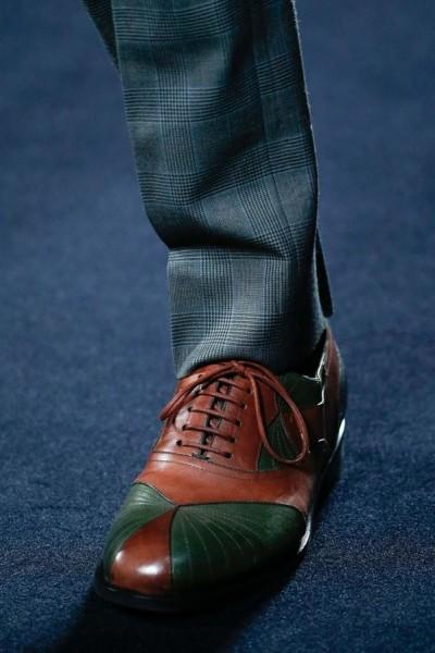 ботинок-мужской-шнуровка