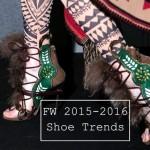 Модные тенденции обуви сезона Осень/ Зима 2015-2016