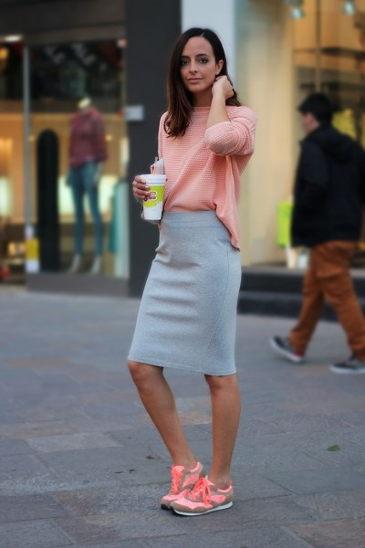 pink-long-sleeve-t-shirt-grey-pencil-skirt-pink-athletic-shoes-original-8430