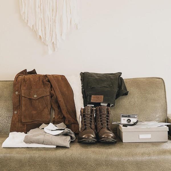 С чем носить тимберленды