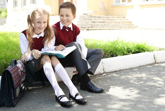 Обувь для школьниц