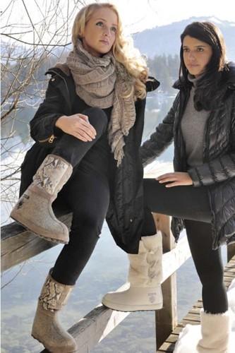 Финские валенки женские