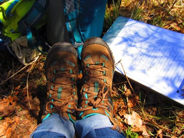 Обувь туристическа