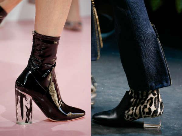 Обувь от Армани