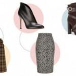 Как сочетать обувь с юбкой этой осенью. 5 свежих сочетаний, которые следует примерить этой осенью