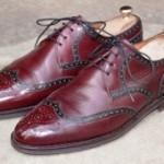 Как покрасить старую обувь