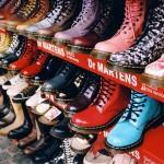 Обувь от фирмы Dr. Martens