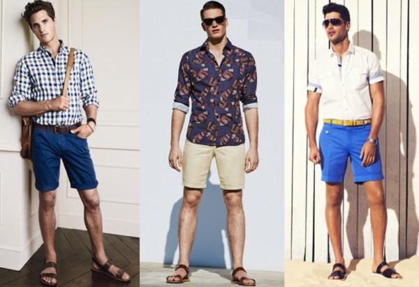 Модные образы с сандалиями