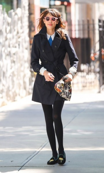 Womens-Loafers-How-To-Wear-Street-Style-Looks-1-600x997