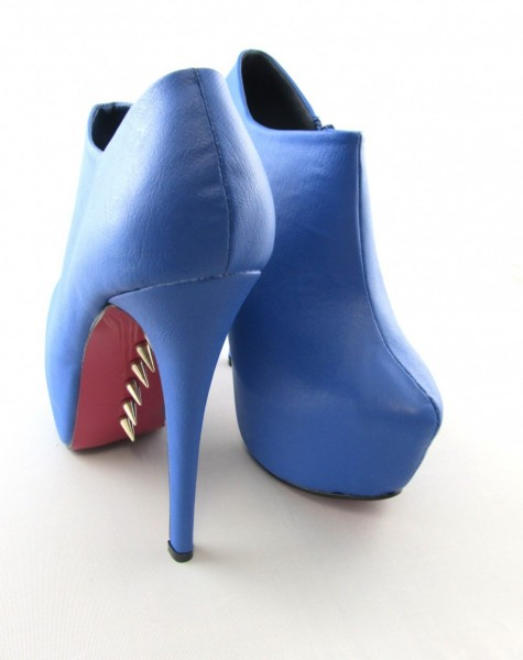 booties-for-women_blue