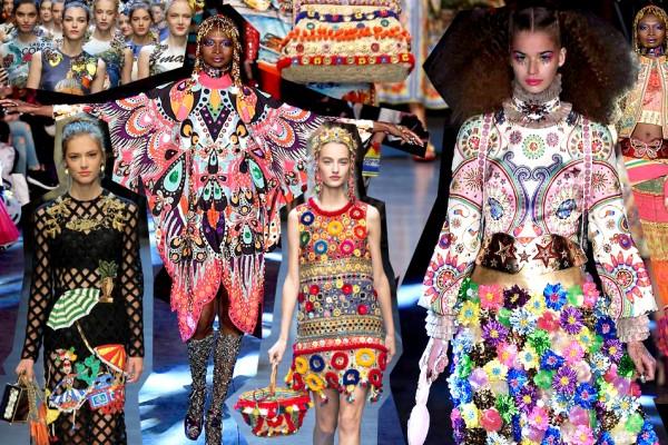Мода весна — лета 2016 года