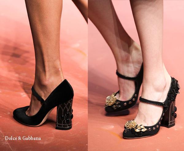 Обувь с красивым принтом