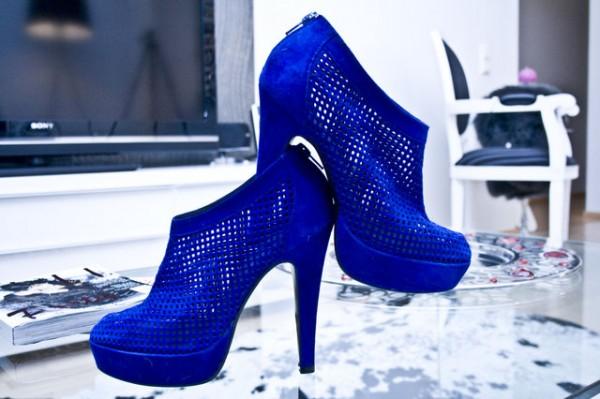 Замшевая обувь - модный тренд, Модная обувь