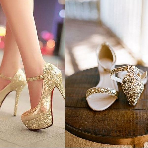 goldshoes