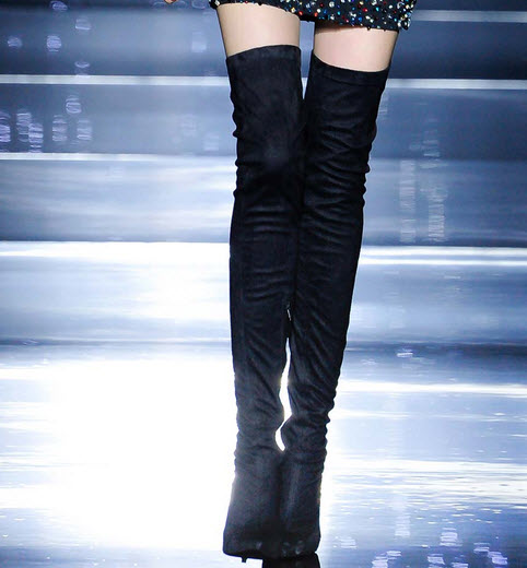 latest_shoe_trends_fall_winter_2015_2016_womens_fashion_styles_zuhair_murad_couture_above_the_knee