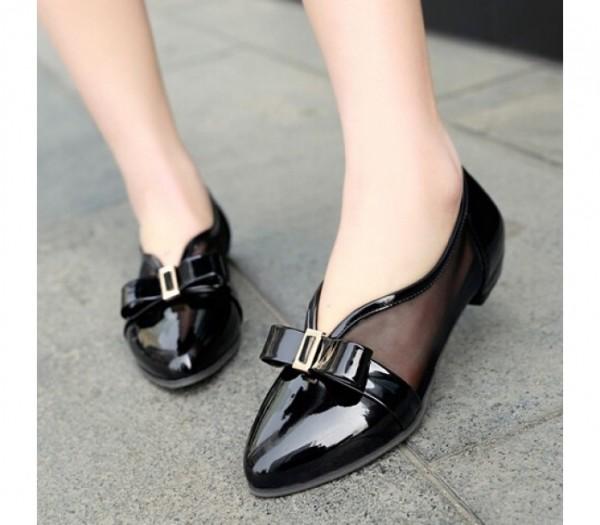 остроносые туфли-лодочки