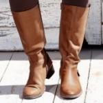 Обувь для полных женщин с широкими икрами