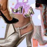 Новейшие обувные тенденции осень-зима 2015-2016 гг. | Женская обувь модных стилей