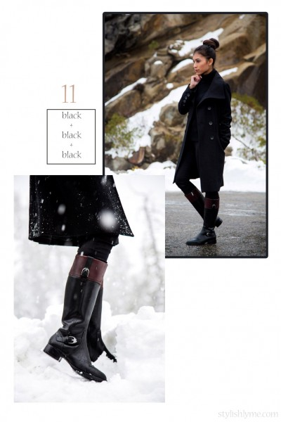 what-to-wear-with-black-riding-boots-outfit