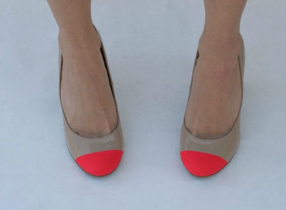 Colored-Toe-Shoes