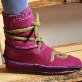 Moccasin-Boot