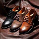 Мужские туфли: разница между масс-маркетом и высшим классом